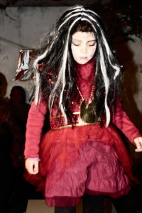 Halloween en anglais au French American Center de Montpellier- 2010 (3)