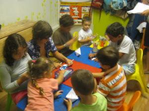 Les enfants ont fait des jeux linguistiques 01