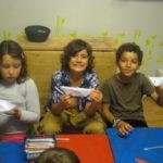 Les enfants ont fait des jeux linguistiques 02