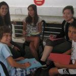 Montpellier - Les ados ont parlé anglais au zoo (1)