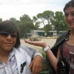 Montpellier - Les ados ont parlé anglais au zoo (12)