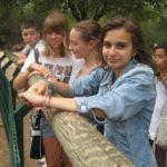 Montpellier - Les ados ont parlé anglais au zoo (16)