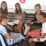 Montpellier - Les ados ont parlé anglais au zoo (20)