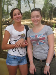 Montpellier - Les ados ont parlé anglais au zoo (8)