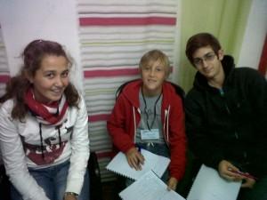 Anglais pour adolescents à Montpellier