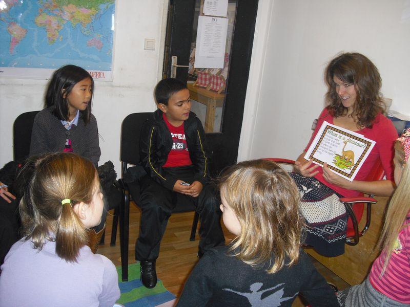Cours d'anglais pour enfants à Montpellier