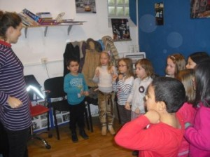 Anglais pour enfants à Montpellier