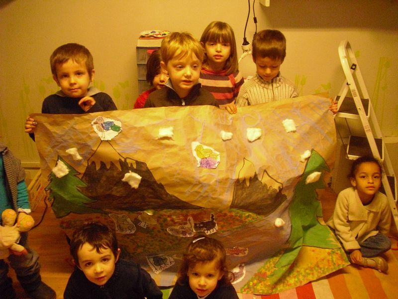 Ateliers Anglais enfants Montpellier