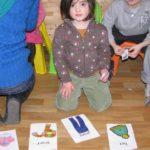 Au Kids School à Montpellier les enfants répètent et apprennent l'anglais avec plaisir