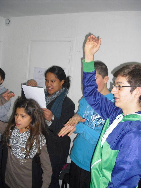 apprentissage anglais enfants
