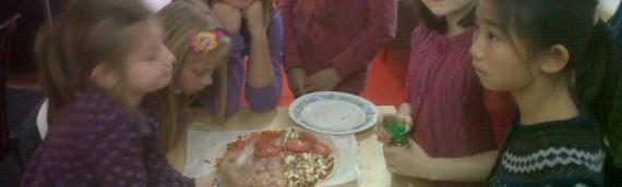 Ateliers cuisines en Anglais pour les enfants