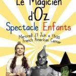 Oz magicien
