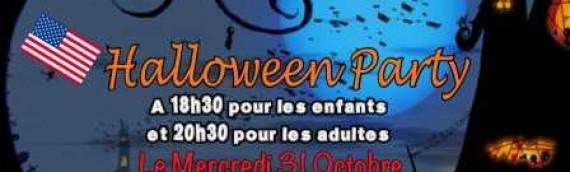 Halloween Fête des enfants