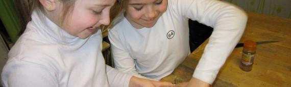 Ateliers enfants en anglais