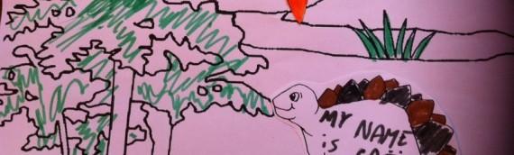 Les enfants nous parlent des dinosaures