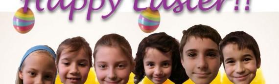 C'est bientôt Pâques!