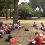 Stage Anglais adolescents montpellier