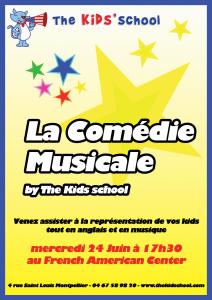 comedie-musicale-kids -school
