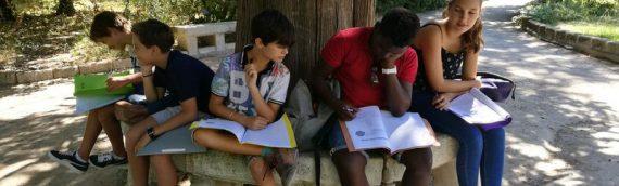 Une immersion en anglais