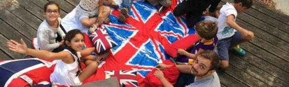 We Love English!
