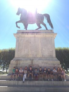 Activités loisirs en anglais pour adolescents à Montpellier