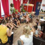 Au Kids School à Montpellier les enfants parlent anglais