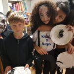 Activités en anglais pour enfants à l'occasion d'Halloween à Montpellier