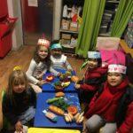 Au Kids school à Montpellier, les enfants pratiquent l'anglais avec plaisir.