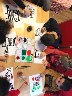 Loisirs anglais pour enfants à Montpellier
