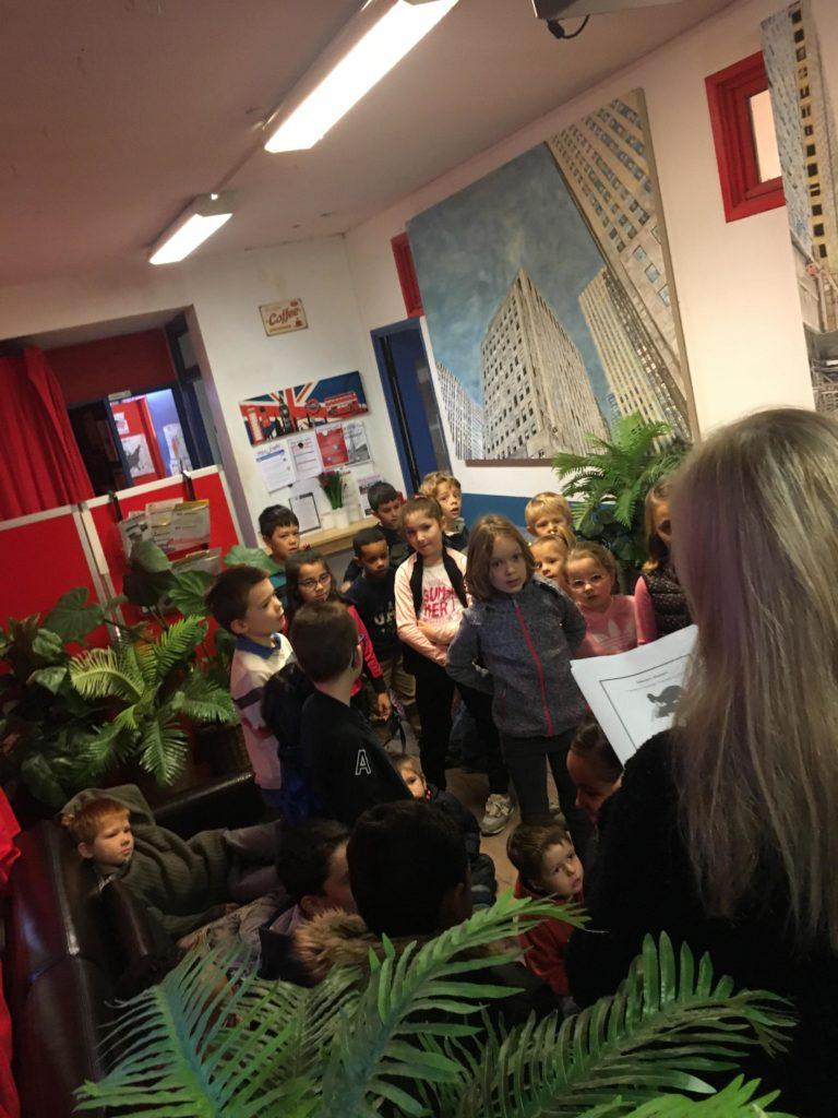 Ateliers en anglais pour enfants à Montpellier