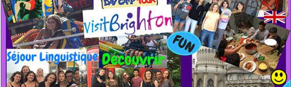 Séjour linguistique à Brighton