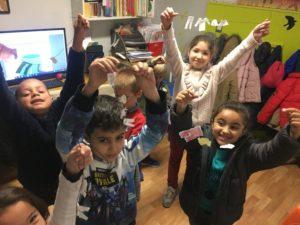 activités en anglais pour enfants à Montpellier
