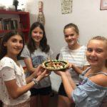 Les ado pratiquent l'anglais à Montpellier