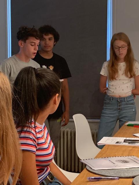 Stage culturel pour Adolescents en Angeleterre