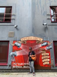vacances Montpellier ado en angleterre