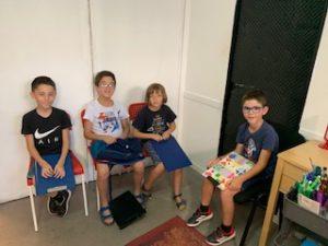 Cours d'Anglais Enfants à Montpellier