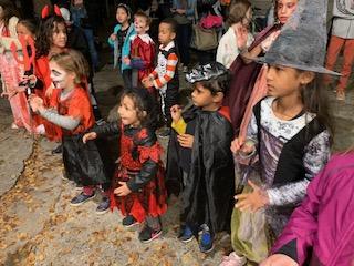 Soirée Halloween pour les enfants à Montpellier