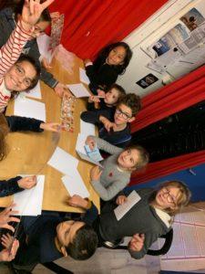 Anglais ateliers pour enfants