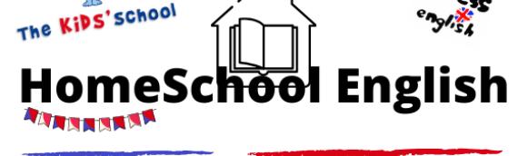 Cours d'anglais à distance en groupe pour enfants