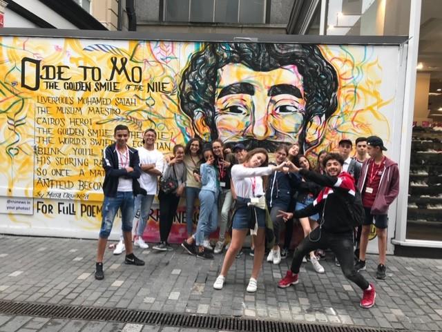 stage en anglais pour ado à Montpellier