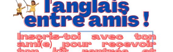 L'Anglais entre Ami(e)s