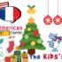 Christmas activites anglais pour les enfants