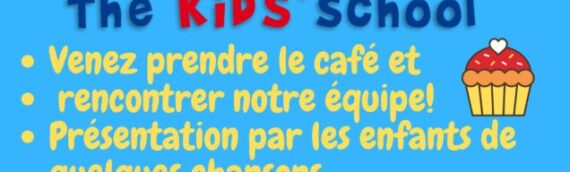 Coffee Morning Kids' School Parents