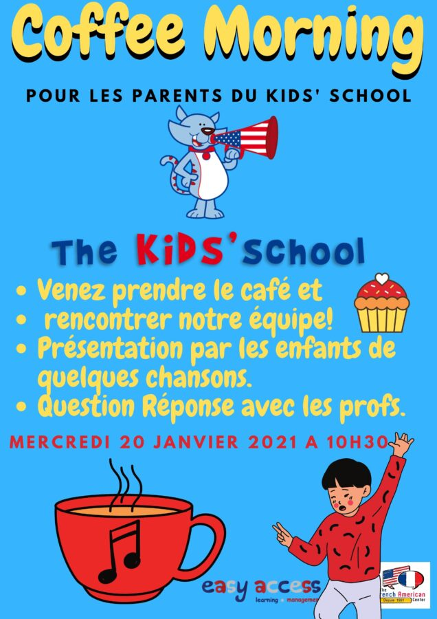 Réunion Kids School Parents Montpellier